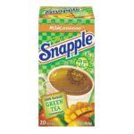 Snapple - Green Tea 0020700407510  / UPC 020700407510