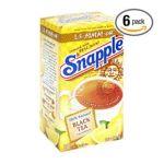 Snapple - Black Tea 0020700407534  / UPC 020700407534