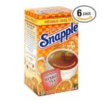 Snapple - Herbal Tea 0020700407541  / UPC 020700407541