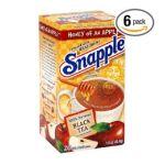 Snapple - Black Tea 0020700407558  / UPC 020700407558