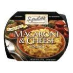 Signature cafe - Macaroni & Cheese 0021130067541  / UPC 021130067541