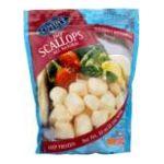 Safeway - Bay Scallops 0021130124176  / UPC 021130124176