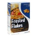 Safeway - Cereal Frosted Flakes 0021130280087  / UPC 021130280087