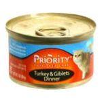 Priority Total Pet Care - Cat Food 0021130412990  / UPC 021130412990
