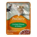 Priority Total Pet Care - Cat Food 0021130413065  / UPC 021130413065