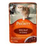 Priority Total Pet Care - Cat Food 0021130413072  / UPC 021130413072