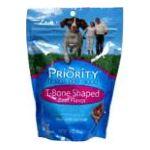 Priority Total Pet Care - Dog Treats 0021130420414  / UPC 021130420414