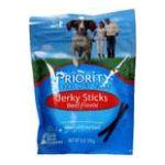 Priority Total Pet Care - Jerky Sticks 0021130420421  / UPC 021130420421