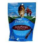 Priority Total Pet Care - Jerky Strips 0021130420728  / UPC 021130420728