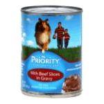 Priority Total Pet Care - Dog Food 0021130421084  / UPC 021130421084