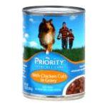 Priority Total Pet Care - Dog Food 0021130421091  / UPC 021130421091