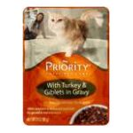 Priority Total Pet Care - Cat Food 0021130421381  / UPC 021130421381