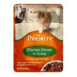 Priority Total Pet Care - Cat Food 0021130421398  / UPC 021130421398