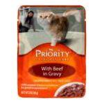 Priority Total Pet Care - Cat Food 0021130421435  / UPC 021130421435