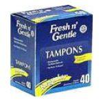Winn-Dixie -  Tampons Regular Absorbency 40 tampons 0021140705617