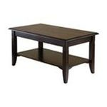 Winsomewood -  Nolan Coffee Table in Cappuccino 0021713402370