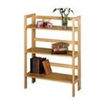 Winsomewood -  Shelf, 3-Tier, Foldable, Stackable, Kd By Winsome Wood 0021713828965