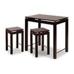 Winsomewood -  Winsome Wood Montibello Chairside End Table - 24.0 Height - Wood 0021713927347