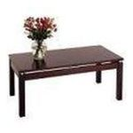 Winsomewood -  Contemporary Espresso Finish Occasional Coffee Table 0021713927408