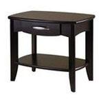 Winsomewood -  Danica End Table in Dark Espresso 0021713928245