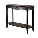 Winsomewood -  Danica Console Table in Dark Espresso 0021713928405