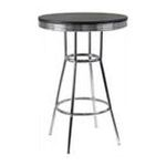 Winsomewood -  30 Round Pub Table 0021713930309