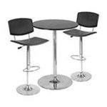 Winsomewood -  3-Piece 28 Pub Table Set 0021713933409