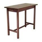 Winsomewood -  Antique Finish Breakfast Table / Kitchen Island 0021713945402