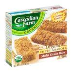 Cascadian Farm - Multi Grain Bars 0021908134741  / UPC 021908134741