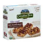 Cascadian Farm - Granola Bars Dark Chocolate Almond 0021908282817  / UPC 021908282817