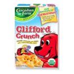 Cascadian Farm - Clifford Crunch 0021908346458  / UPC 021908346458