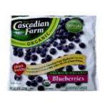 Cascadian Farm - Blueberries Premium Organic 0021908406770  / UPC 021908406770