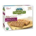 Cascadian Farm - Organic Crunchy Granola Bar Almond Butter 0021908463483  / UPC 021908463483