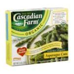 Cascadian Farm - Asparagus Cuts 0021908500294  / UPC 021908500294