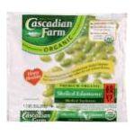 Cascadian Farm - Shelled Edamame 0021908503479  / UPC 021908503479