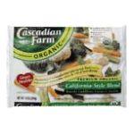 Cascadian Farm - Premium Organic California-style Blend 0021908504100  / UPC 021908504100