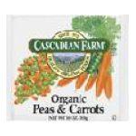 Cascadian Farm - Peas & Carrots 0021908504155  / UPC 021908504155