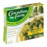 Cascadian Farm - Broccoli And Cheese 0021908505022  / UPC 021908505022