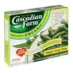 Cascadian Farm - Sugar Snap Peas 0021908505053  / UPC 021908505053