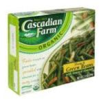 Cascadian Farm - Green Beans French With Toasted Almonds 0021908505152  / UPC 021908505152