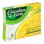 Cascadian Farm - Super Sweet Corn 0021908505169  / UPC 021908505169