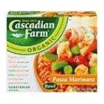 Cascadian Farm - Pasta Marinara Bowl 0021908507200  / UPC 021908507200