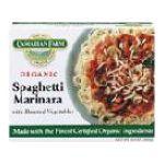 Cascadian Farm - Spaghetti Marinara With Roasted Vegetables 0021908508559  / UPC 021908508559