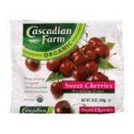 Cascadian Farm - Sweet Cherries 0021908560014  / UPC 021908560014