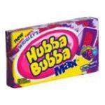 Wrigley -  Bubble Gum 10 piece 0022000000804