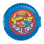 Wrigley -  Bubble Gum Tape Triple Treat 0022000001580