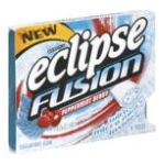 Wrigley -  Eclipse Gum Fusion With Peppermint Berry Flavor 9 piece 0022000003522