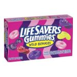 Wrigley -  Candy Wild Berry Sours 0022000003577