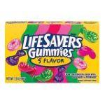 Wrigley -  Gummies 5 Flavor 0022000003607