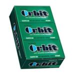 Wrigley -  Chewing Gum Spearmint 1 pack,14 piece 0022000004840